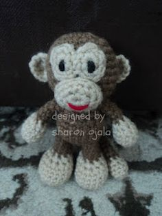 Amigurumi To Go Bigfoot Bunny : Pacifiers, Amigurumi and Amigurumi patterns on Pinterest