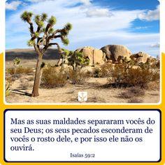 Isaías 59:2