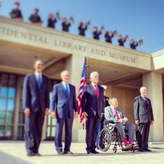 9/11 museum at the George W. Bush Library!