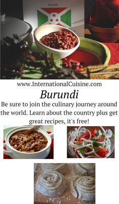 explore international food