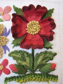 The Embroiderer's St