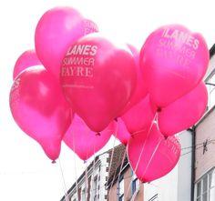 Lanes Summer Fayre - Balloons