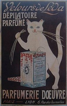 Vintage French ad (1925)