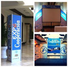 Ferias, exposiones organizamos todo para su empresa u organización Expo Cooperación FAO