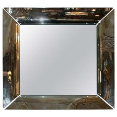 Philippe starck miroir and grands miroirs on pinterest for Miroir caadre philippe starck