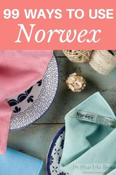 Wondering how you can use Norwex cleaning cloths? Here are 99 different ways to use Norwex. Deep Cleaning Tips, Green Cleaning, House Cleaning Tips, Spring Cleaning, Cleaning Hacks, Cleaning Lists, Cleaning Schedules, Weekly Cleaning, Cleaning Checklist