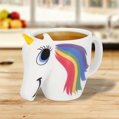 La taza que cambia de color más cuqui