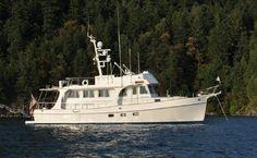 1998 Grand Banks 52 Heritage EU For Sale in Seattle, WA #BoatsForSale #Trawlers #GrandBanks