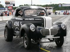 Early Willys
