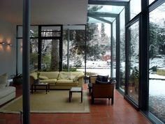 Haus N : Moderner Wintergarten von Claus + Pretzsch Architekten BDA
