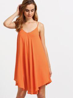 Shop Asymmetrical Loose Cimi Dress online. SheIn offers Asymmetrical Loose Cimi Dress & more to fit your fashionable needs.