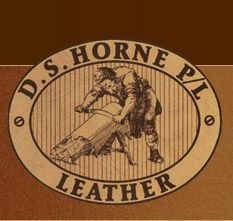 D.S Horne: Retail and Wholesale Leather Sales in Adelaide, South Australia for the leather footwear, upholstery, garment, handicraft and saddlery industries.