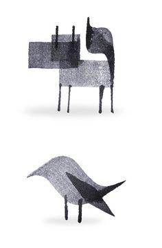 ilustracion caligrafia