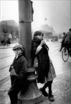 Tošo Dabac - Childhood, 1933. S)
