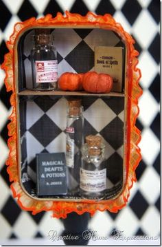 Altered Altoid Tin ~ Potion Shop : Creative Home Expressions