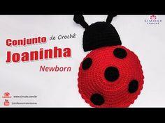 Conjunto Joaninha Newborn