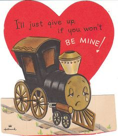 Elegant Valentine Train Lyrics
