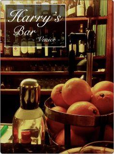 Harry's Bar - Venice, Italy
