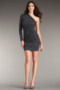 TART  One Shoulder Veronica Dress