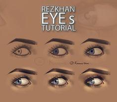 Eyes Tutorial: