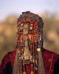 BEDOUIN WOMAN....ISRAEL...BY JIM ZUCKERMAN....