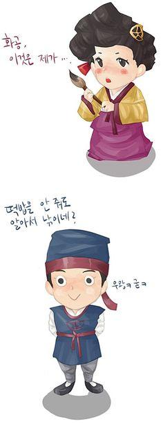 입이 안다물어져서 침이 한바가지 고였다 복아 향아 by 화공 http://gall.dcinside.com/board/view/?id=hwawon&no=71203&page=14200
