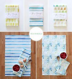 yao-cheng-design-watercolor-tea-towels