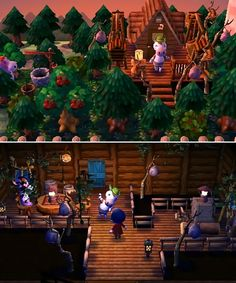 埋め込み画像 Animal Crossing Wild World, Animal Crossing Pocket Camp, Animal Crossing Game, Ac New Leaf, Happy Home Designer, All About Animals, Aesthetic Design, Screen Shot, Exterior Design