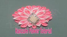 Revoluţiona flori Kanzashi cu aceste uşor