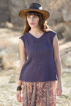 Ravelry: Western Slope Tee pattern by Quenna Lee