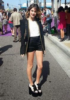 Look Martina Stoessel