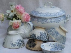 french blue - Sharon Santoni