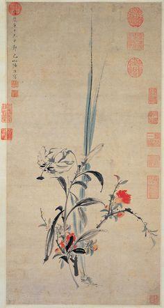 Beautiful Scenes | Flower Painting | China Online Museum