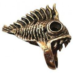 amazingly kick ass deep sea fish ring