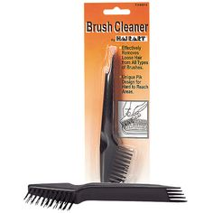 HairArt Brush Cleaner keeps all of your brushes clean.