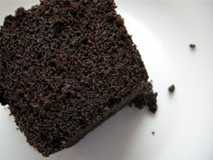 Moosewoods Six-minute Vegan Chocolate Cake Recipe  Just had this at a party, so yummy!