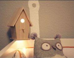 Luminária Casa de passarinho