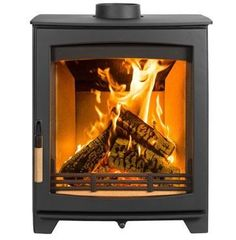 If you want an incredible view of your fire then look no further than the Aspect 5 Slimline.