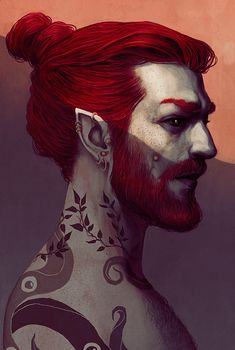 He was a jolly giant of an elf . He was strong and bold with a personality that matched , his name was Fenradil