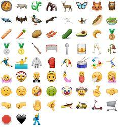 Nuevos emojis de WhatsApp - Novedades tecnología - ELTIEMPO.COM