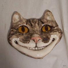 Winstanley Cat Kitten Size 2 Cheshire Cat Wall Mask | eBay