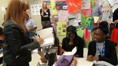 Norristown High School visit