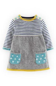 Idea para vestido infantil de otoño, vía Nordstrom