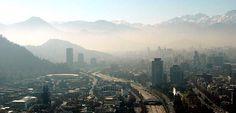 Este estudio confirma que la contaminación del aire es uno de los problemas de salud pública más importantes.