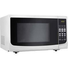 4. Danby 0.7 cu.ft. Countertop Microwave, White