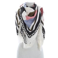 9995bab0fb8e Pimkie.fr   Coup de cœur pour les influences vintage de ce grand foulard  tout