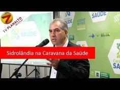 Sidrolândia participa da Caravana da Saúde do Governo do Estado