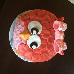 Eule Torte Homemade Birthday Cakes, Birthday Candles, Desserts, Food, Owls, Pies, Birthday, Meal, Deserts