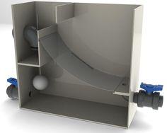 DIY Gravity feed Sieve filter