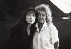 Maria Cinta i Luz Casal.